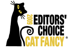 Cat Fancy Editor's Choice 2009