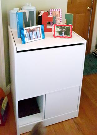 Testimonials Out Of Sight Litter Box Customer Reviews Tondam Cabinet