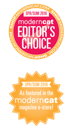 Modern Cat Editors Choice Award